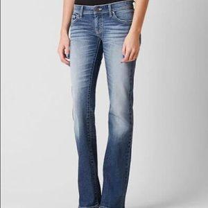 BKE Denim Stella Bootcut Jeans 29/31.5
